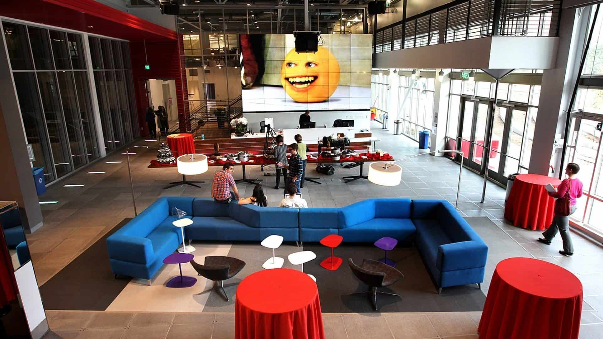 inside the production studios at youtube space los angeles pro rh promusicmagazine com youtube interior design channels youtube interior design 2018